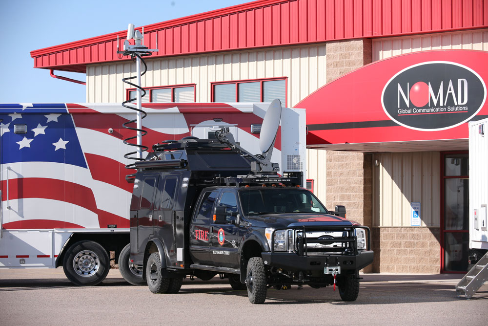 Nomad Global Communication Solutions in Kalispell Montana
